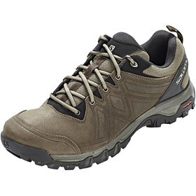 Salomon Evasion 2 LTR Shoes Men brown/black